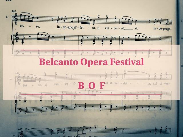 タイトルが長すぎる問題について考える~ベルカントオペラフェスティヴァル・イン・ジャパン「フランチェスカ・ダ・リミニ」~