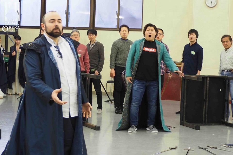 〜BOF〜 藤原歌劇団合唱部に寄せて