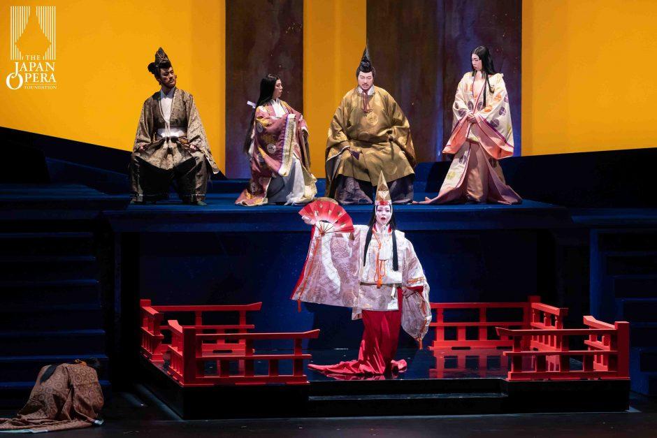 日本オペラ協会「静と義経」演奏後記