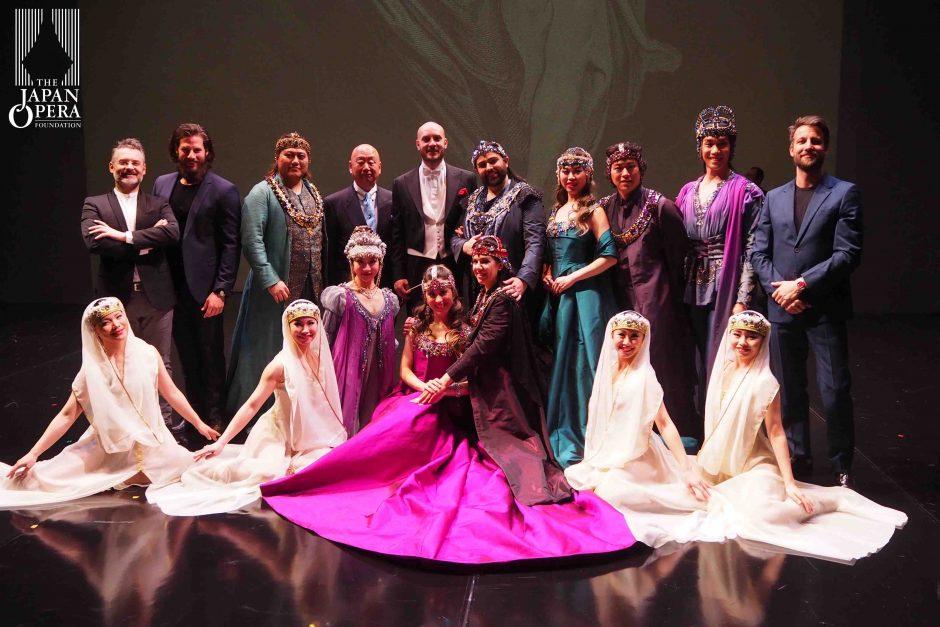 第1回ベルカントオペラフェスティバル・イン・ジャパン「フランチェスカ・ダ・リミニ」演奏後記
