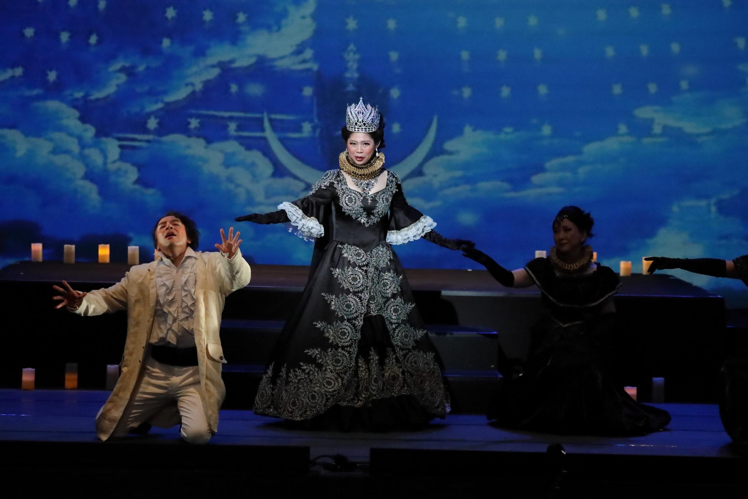 【演奏後記】舞台音楽研究会「魔笛」夜の女王