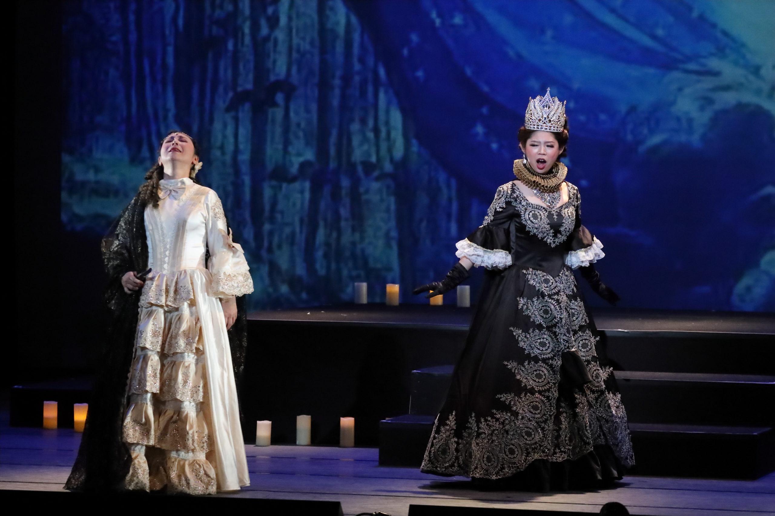 原純 魔笛 夜の女王