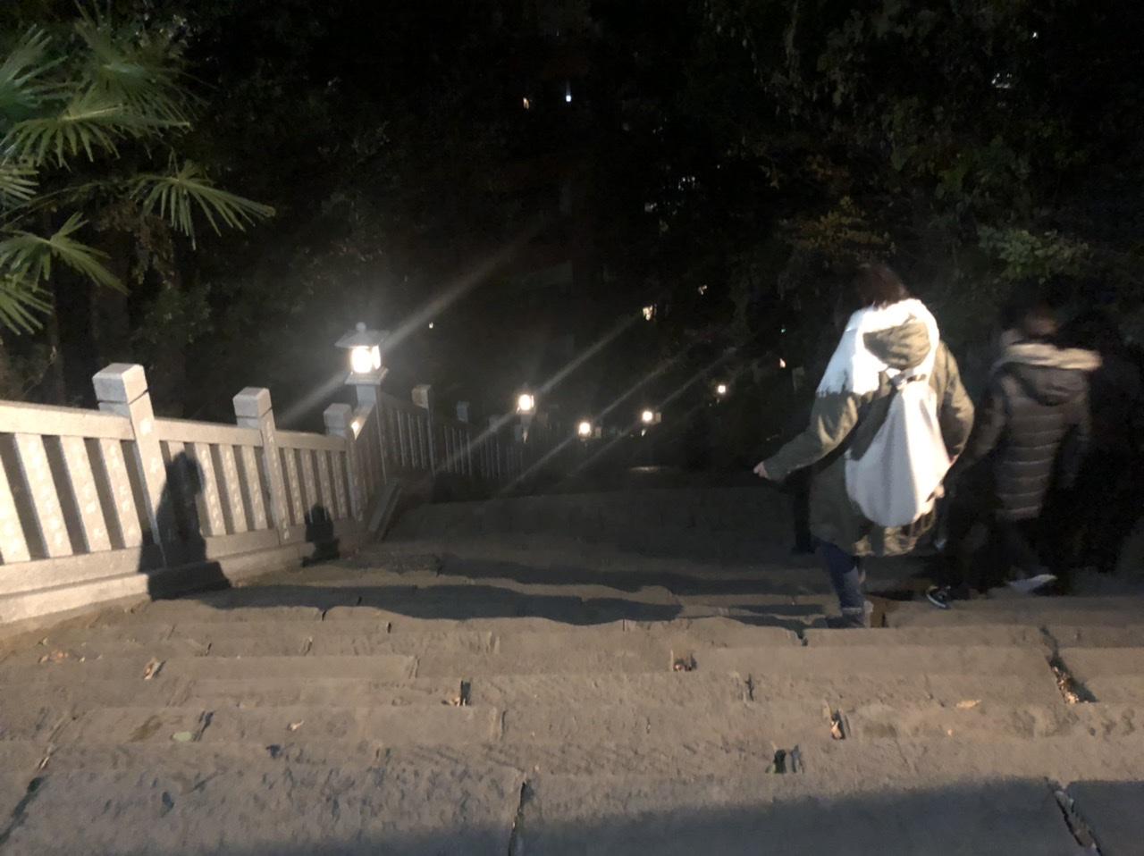 愛宕神社 女坂